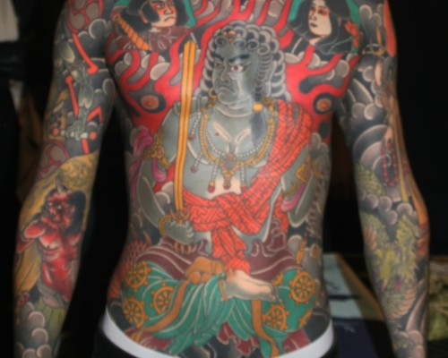 Big Piece   Color Tattoos  198