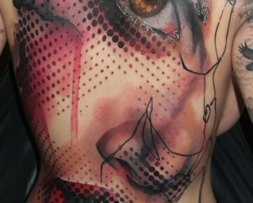 Big Piece   Color Tattoos  204