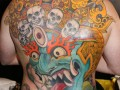 Big Piece   Color Tattoos  209