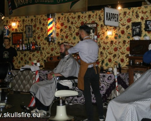 Tattoo Convention Rotterdam 2015  1