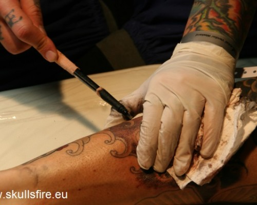 Tattoo Convention Rotterdam 2015  7