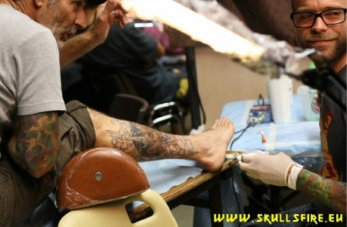 Tattoo Convention Nantes 2009  25