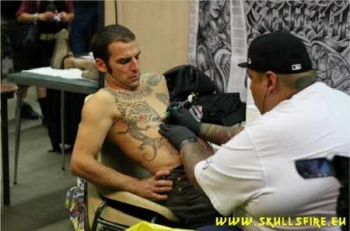 Tattoo Convention Nantes 2009  8