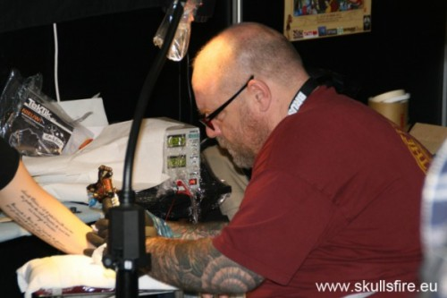 Brussels Tattoo Convention 2012  3