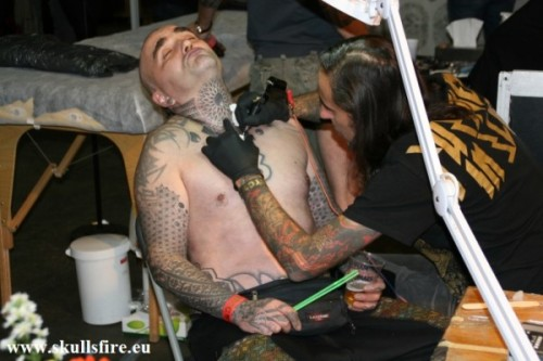 Brussels Tattoo Convention 2013  28