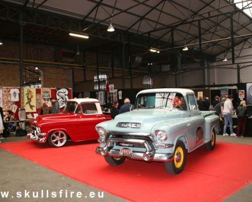 Brussels Tattoo Convention 2015  11