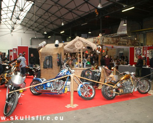 Brussels Tattoo Convention 2015  12