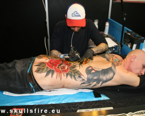 Brussels Tattoo Convention 2015  21