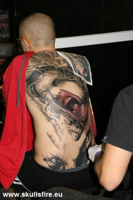 Brussels Tattoo Convention 2015  2