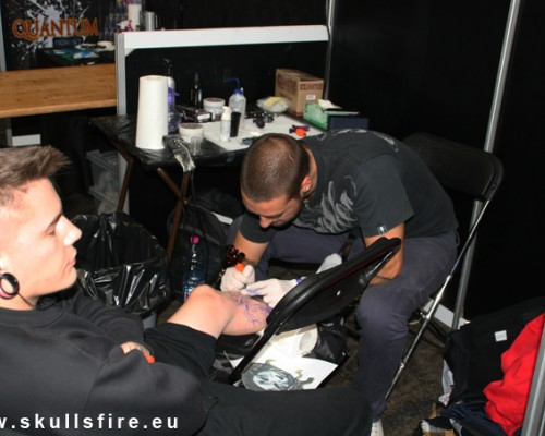 Brussels Tattoo Convention 2015  30
