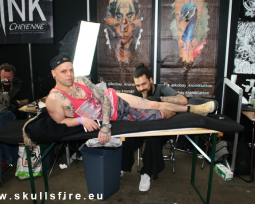 Brussels Tattoo Convention 2015  4