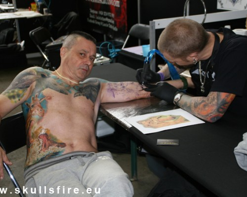 Brussels Tattoo Convention 2015  5