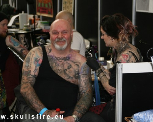 Brussels Tattoo Convention 2015  9