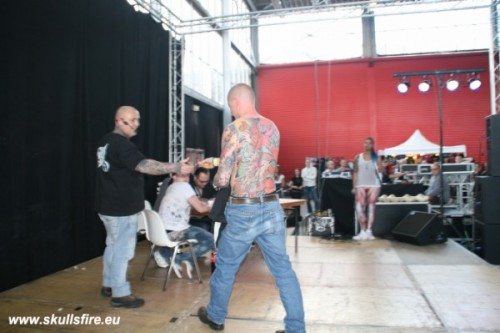 Tattoo Convention Amsterdam 2013  17