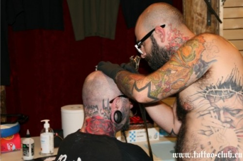 Tattoo Art Fest Paris 2011  14