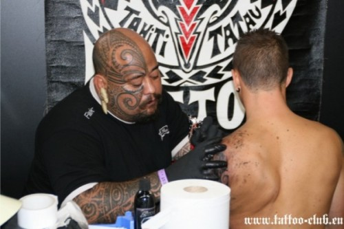 Tattoo Art Fest Paris 2011  34