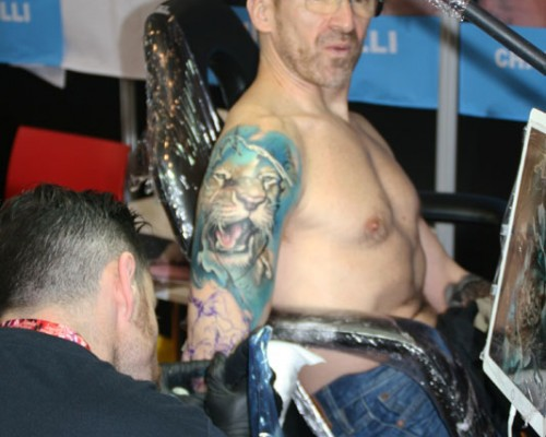 Mondial du Tatouages Paris 2019  15