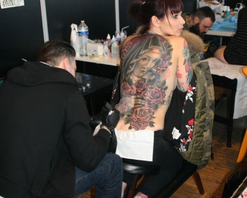 Mondial du Tatouages Paris 2019  22
