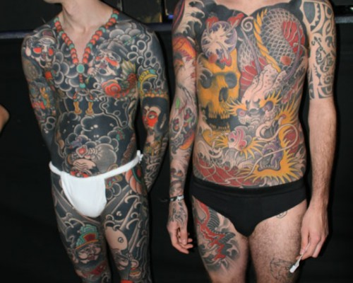 Mondial du Tatouages Paris 2019  24