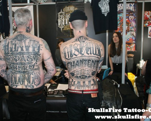 Mondial du Tatouages Paris 2019  28