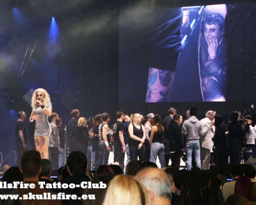 Mondial du Tatouages Paris 2019  3