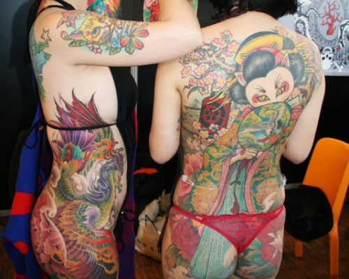 Mondial du Tatouages Paris 2019  5