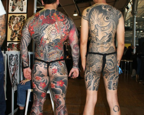 Mondial du Tatouages Paris 2019  6