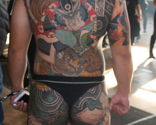 Mondial du Tatouages Paris 2019  8