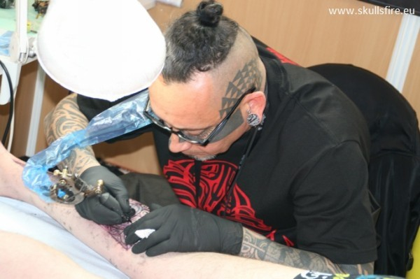 Mondial du Tatouage Paris 2013  28