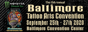 Baltimore Tattoo Arts Convention 2020