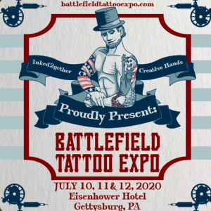 Battlefield Tattoo Expo 2020