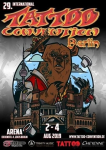 Berlin Tattoo Convention 2019