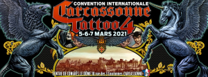 Carcassonne Tattoo Convention 2021