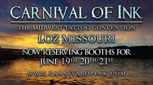 Carnival Of Ink Queen City 2020