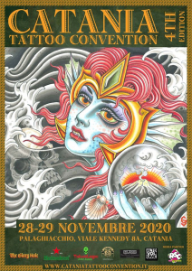 Catania Tattoo Convention 2020