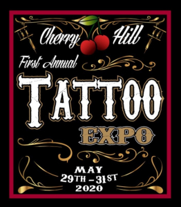 Cherry Hill Tattoo Expo 2020