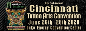 Cincinnati Tattoo Arts Convention 2020