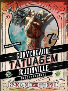 Joinville Tattoo Convention 2019
