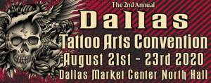 Dallas Tattoo Arts Convention 2020