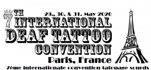 Deaf Tattoo Convention 2020