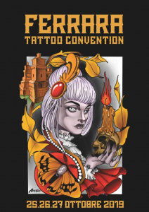 Ferrara Tattoo Convention 2019