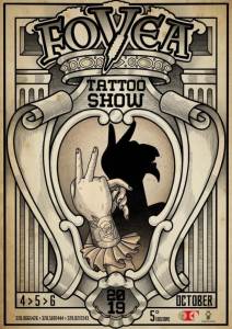 Fovea Tattoo Show 2019