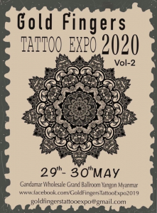 Gold Fingers Tattoo Expo 2020