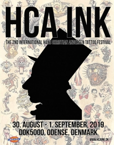HC Andersen Tattoo Convention 2019