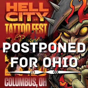Hell City Tattoo Fest Columbus 2020