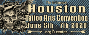 Houston Tattoo Arts Convention 2020