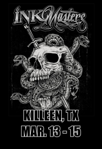 Ink Masters Tattoo Show Killeen 2020