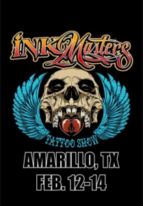 Ink Masters Tattoo Show Amarillo 2021