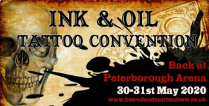 Ink & Oil Tattoo Convention 2020