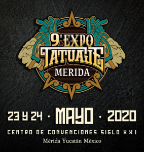 Tattoo Expo Merida 2020
